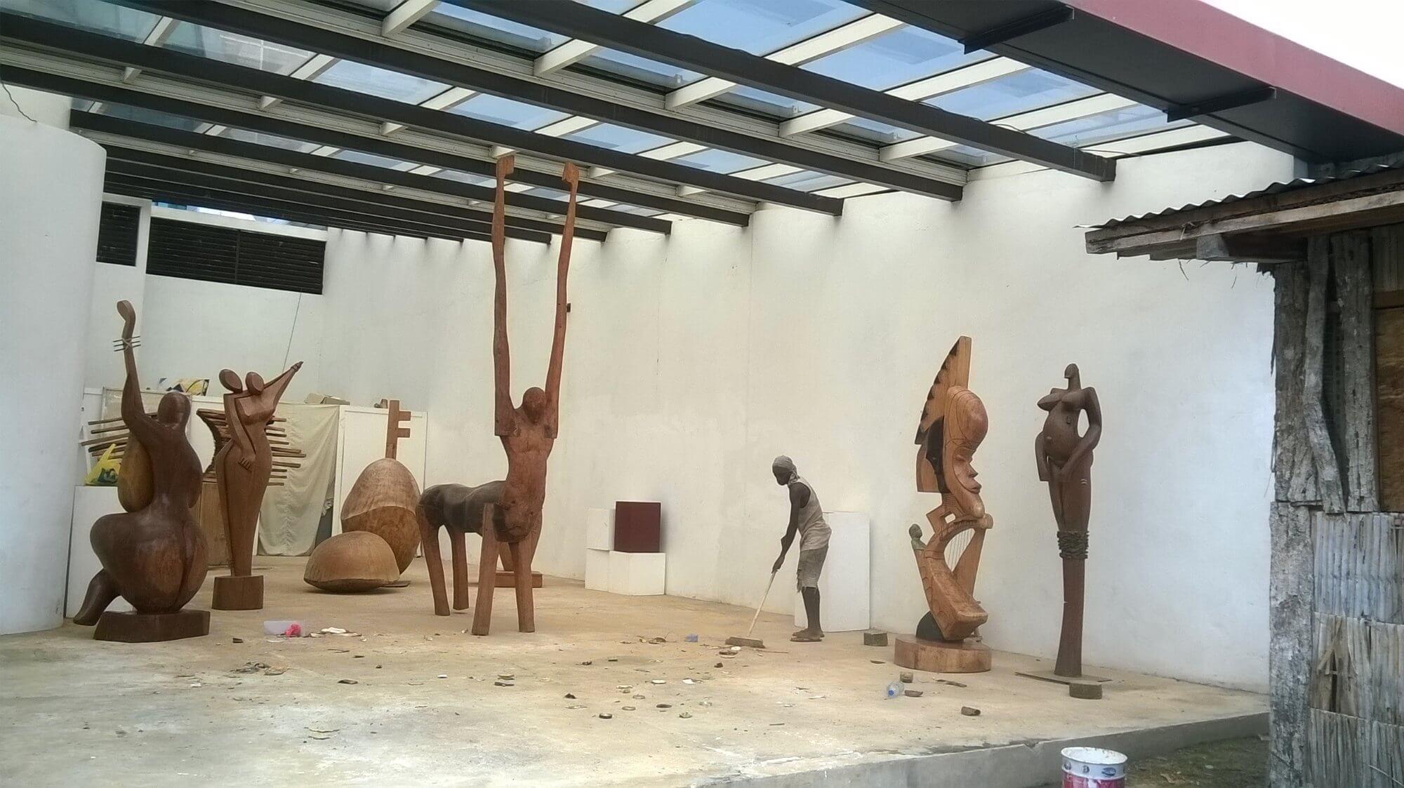 Musee des Arts et Traditions du Gabon