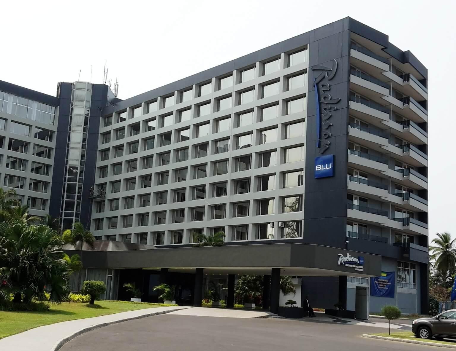Radisson Blu Okoume Palace Hotel